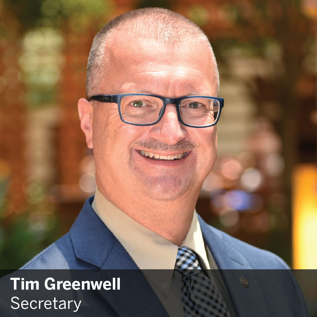 Tim Greenwell